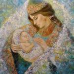 Колыбельные песни для сына и дочки на татарском языке с переводом