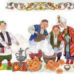 Пословицы на татарском языке с переводом