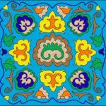Названия цветов на татарском языке