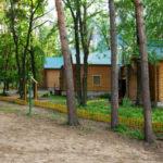 База Домик в лесу — часть 2